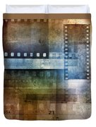 Film Negatives Duvet Cover