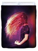 Fire Duvet Cover by Joana Kruse