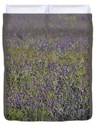 Flower Known As Salvation Jane Duvet Cover