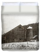 Frozen In Time  Duvet Cover by John Stephens