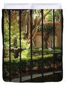 Garden Gate Duvet Cover