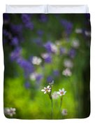 Garden Of Bliss Duvet Cover