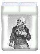 Georges Danton (1759-1794) Duvet Cover
