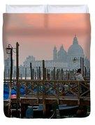 Gondole. Venezia. Duvet Cover