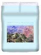 Grand Canyon 8 Duvet Cover
