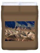 Grand Canyon Rock Formations IIi Duvet Cover