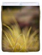Grass Abstract 2 Duvet Cover