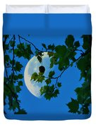 Half Moon Duvet Cover