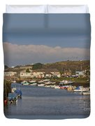 Hayle Harbour Duvet Cover