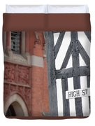 High Street Duvet Cover