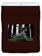 Holiday Horse Duvet Cover