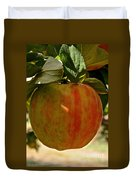Honey Crisp Duvet Cover