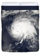 Hurricane Gordon Duvet Cover