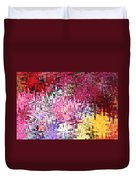 Imagine The Possibilities Duvet Cover by Carol Groenen