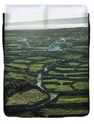 Inisheer, Aran Islands, Co Galway Duvet Cover