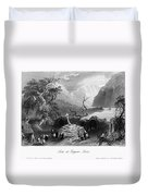 Ireland: Gougane Barra Duvet Cover