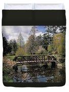 Irish National Botanic Gardens, Dublin Duvet Cover