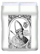 Ivan Iv Vasilevich (1530-1584) Duvet Cover
