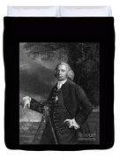 James Brindley (1716-1772) Duvet Cover