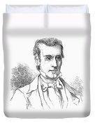James K. Polk (1795-1849) Duvet Cover