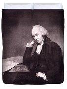 James Watt, Scottish Inventor Duvet Cover