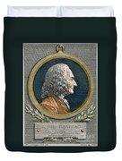 Jean Philippe Rameau Duvet Cover