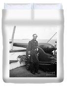 John Dahlgren, American Naval Officer Duvet Cover