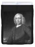 John Harrison, English Inventor Duvet Cover