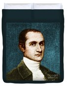 John Jay, American Founding Father Duvet Cover