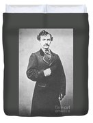 John Wilkes Booth, American Assassin Duvet Cover