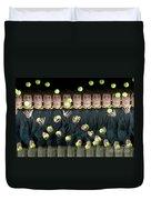 Juggler Duvet Cover