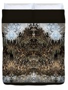 Kathmandu Duvet Cover by Christopher Gaston