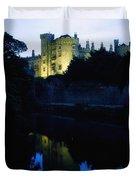 Kilkenny Castle, Co Kilkenny, Ireland Duvet Cover