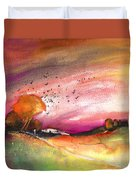 Late Afternoon 23 Duvet Cover
