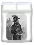 Lazare Carnot (1753-1823) Duvet Cover