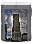 Liberty Building Duvet Cover