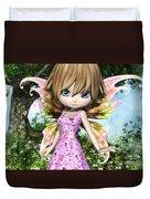 Lil Fairy Princess Duvet Cover