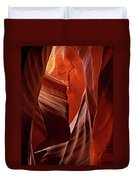 Lower Antelope Canyon  Duvet Cover
