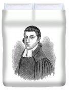 Lyman Beecher (1775-1863) Duvet Cover