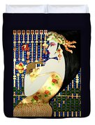 Ma Belle Salope Chinoise No.13 Duvet Cover