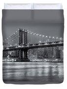 Manhattan Bridge II Duvet Cover