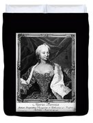 Maria Theresa (1717-1780) Duvet Cover