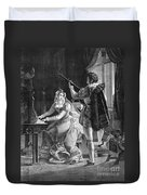 Mary Queen Of Scots Duvet Cover