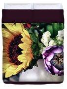 May Flowers I Duvet Cover