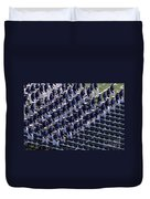 Members Of The U.s. Air Force Academy Duvet Cover