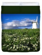 Millisle, County Down, Ireland Duvet Cover