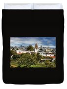 Mission Dolores Park Duvet Cover