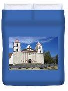 Mission Santa Barbara Duvet Cover