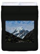 Mount Cook Duvet Cover