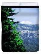 Mt Desert Island Maine Duvet Cover